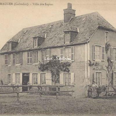 14-Le Mesnil-Mauger - Villa des Sapins (Fillion)