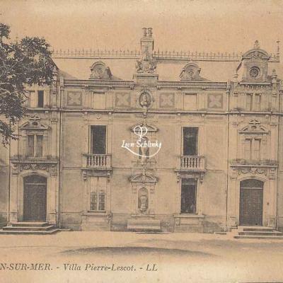 14-Lion-sur-Mer - Villa de Pierre-Lescot (LL 27)