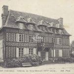 14-Marolles - Château de Mont-Hérault (ND 179)