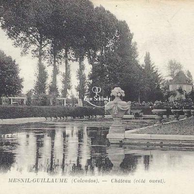 14-Mesnil-Guillaume - Le Château (ND 863)