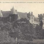 14-Ouilly-du-Houlley - 80 - Le Château (ND Phot)