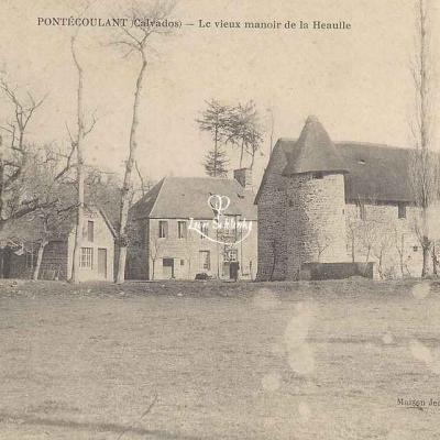 14-Pontécoulant - Manoir de la Heaulle (Jeanne d'Arc à Flers)