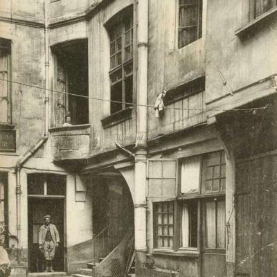 14 - Rue du Petit-Musc, 35