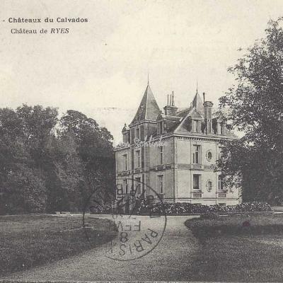 14-Ryes - 13 - Le Château (A.D. 103)