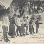 14 - Skieurs amateurs sur les pentes près de Gourette