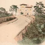 14 - Style Guimard - Villa, parc de Beauveau-Craon à Garches