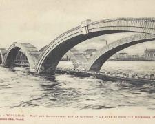 14 - Un jour de crue (17 Décembre 1906)