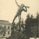 14 - Une Statue au Jardin Massey