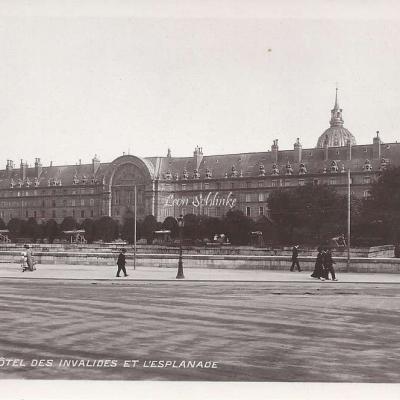 144 - Hôtel des Invalides et l'Esplanade