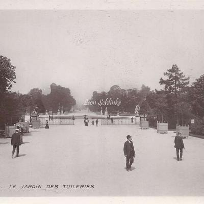147 - Le Jardin des Tuileries