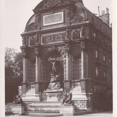 148 - La Fontaine St-Michel