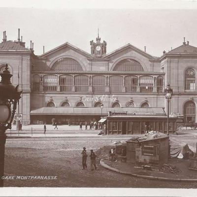 149 - La Gare Montparnasse