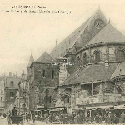 15 - Ancien Prieuré de Saint-Martin-des-Champs
