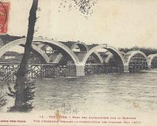 15 - Construction des Tympans (Mai 1907)