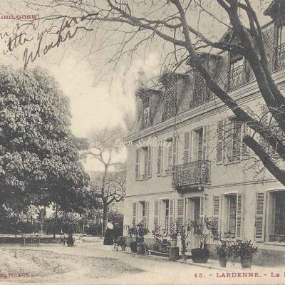 15 - Lardenne - Le Petit Château