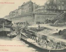 15 - Les Pêcheurs de Sable sur la Garonne