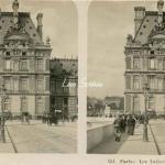 151 - Paris - Les Tuileries, Pavillon de Flore