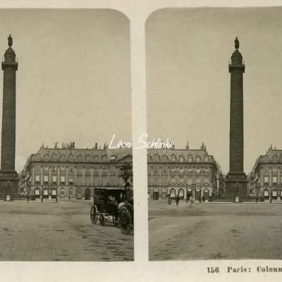 156 - Paris - Colonne Vendôme