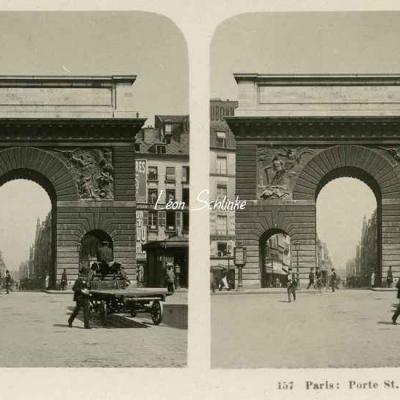157 - Paris - Porte St-Denis