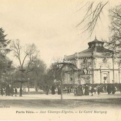 16 - Aux Champs-Elysées - Le Carré Marigny