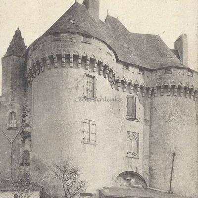 16-Barbezieux - Ancienne Porte de la Ville (Braun 1302)