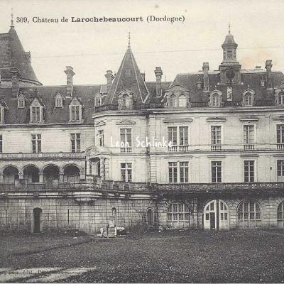 16-Edon et Combiers - 309 - Château de Larochebeaucourt (O.Domège)
