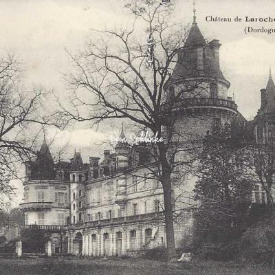 16-Edon et Combiers - Château de Larochebeaucourt (O.Domège)