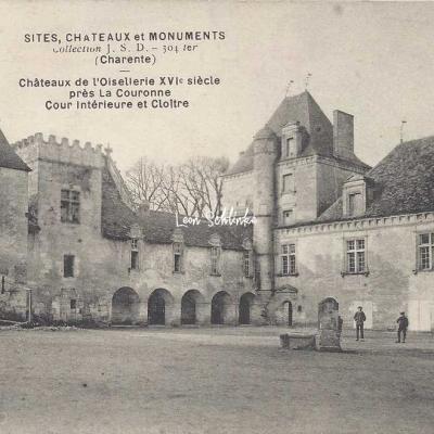 16-La Couronne - 304 ter - Château de l'Oisellerie (J.S.D.)