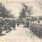 16 - Le 7° régiment d'Infanterie aux cantonnements à Montlaur