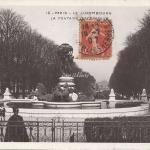 16 - Le Luxembourg La Fontaine de Carpeaux