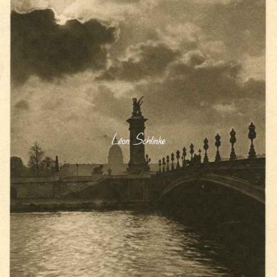 16 - Le Pont Alexandre III