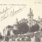 16-Verteuil - Le Château (CCC&C)