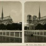 163 - Paris - Notre-Dame vue de l'abside