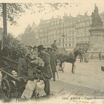 164 - PARIS - Place Moncey