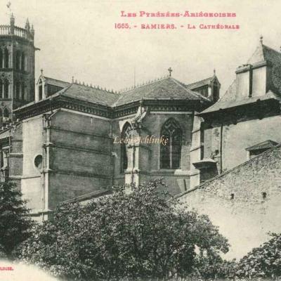 1665 - Pamiers - La Cathédrale