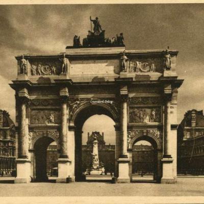 17 - L'Arc de Triomphe de Carrousel