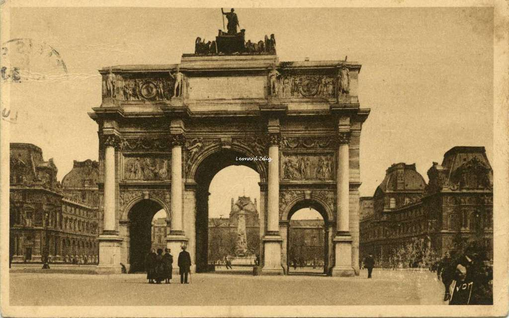 17 - L'Arc de Triomphe du Carrousel