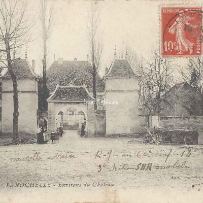 17-La Rochelle - Environs du Château (inconnu N. 3)