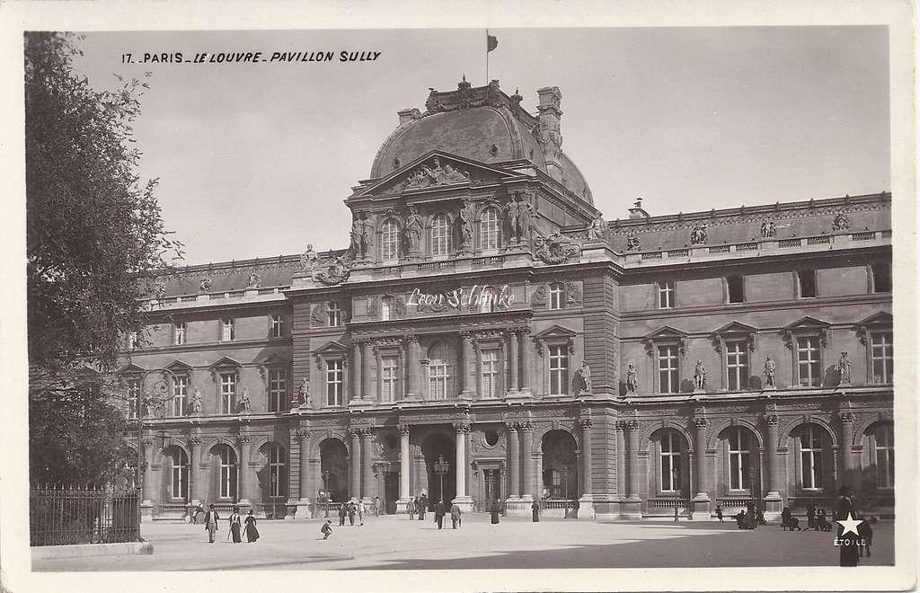17 - Le Louvre Pavillon Sully