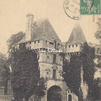 17-Matha - Le Château (D.B.)