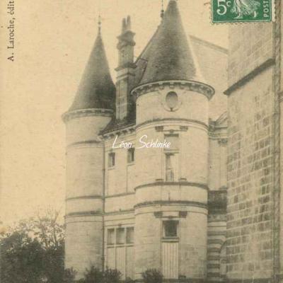 17-Mirambeau - Le Château (A.Laroche 16)
