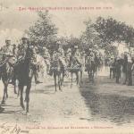 17 - Peloton de Hussards en éclaireurs à Escalquens