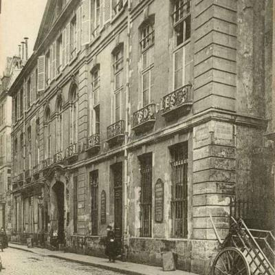 17 - Rue Saint-Merri, 12