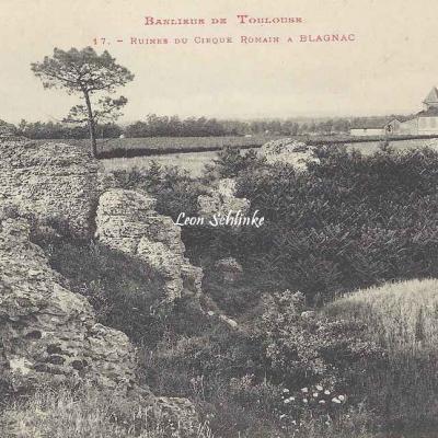 17 - Ruines du Cirque romain à Blagnac