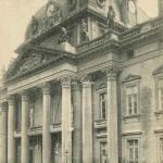 1709 M - L'Ecole Militaire, Pavillon d'Honneur