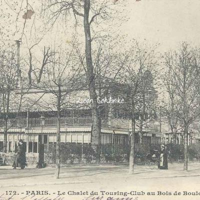 172 - Chalet du Touring-Club au Bois de Boulogne