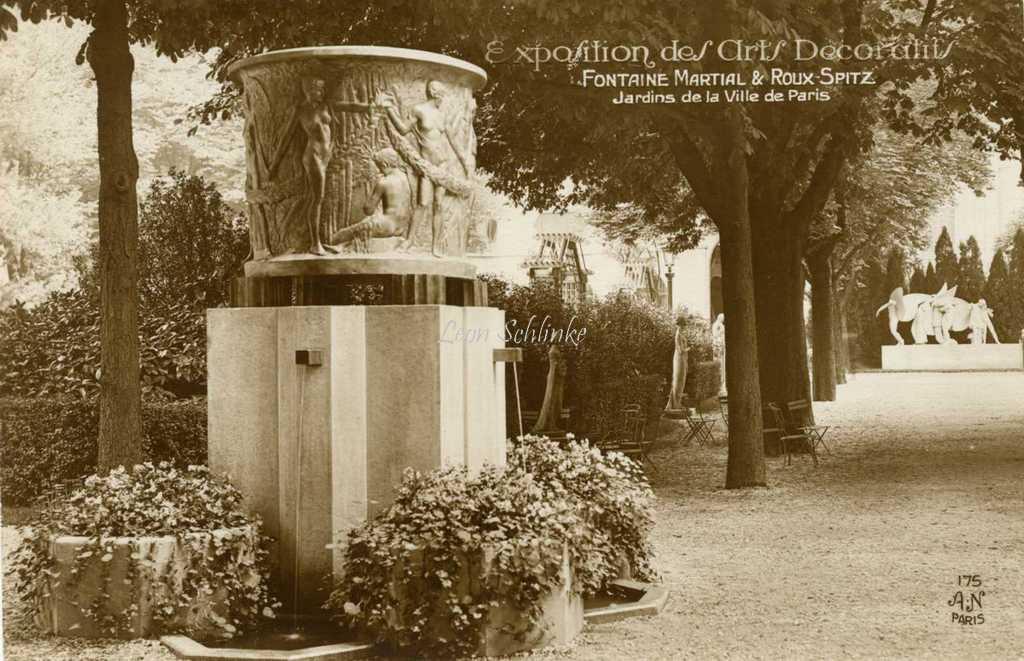 175 - Fontaine Martial & Roux-Spitz
