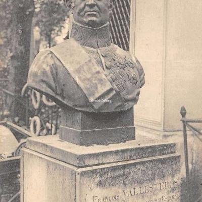 175 - Vallesteros (François) Général en Chef des Armées d'Espagne (1832)