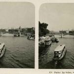 178 - Paris - La Seine, vue du Pont-Royal