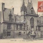18-Bourges - Le Palais de Jacques-Coeur (ND 3)